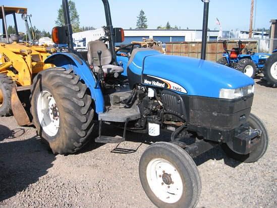 2003 New Holland TN65 Image 1