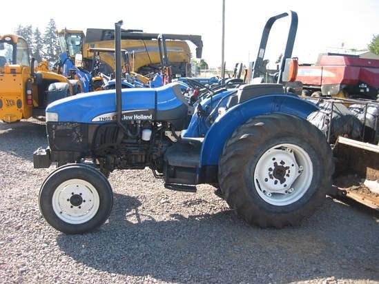 2003 New Holland TN65 Image 3