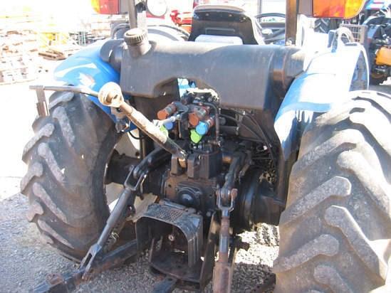 2003 New Holland TN65 Image 5