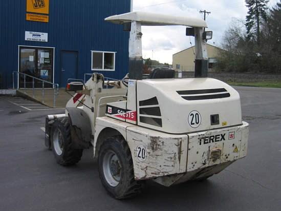 2002 Terex 515 Image 2