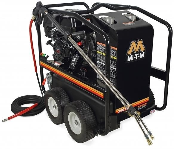 2018 Mi-T-M HSP-3504-3MGH Pressure Washer For Sale
