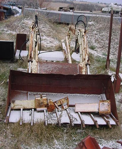 G B 800 LOADER Attachments For Sale