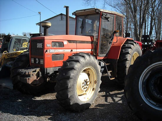 Same 150 LAZER Tractor For Sale
