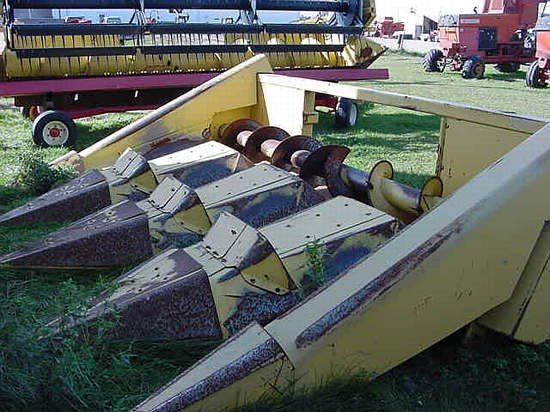 New Holland 974W4 Header-Corn For Sale
